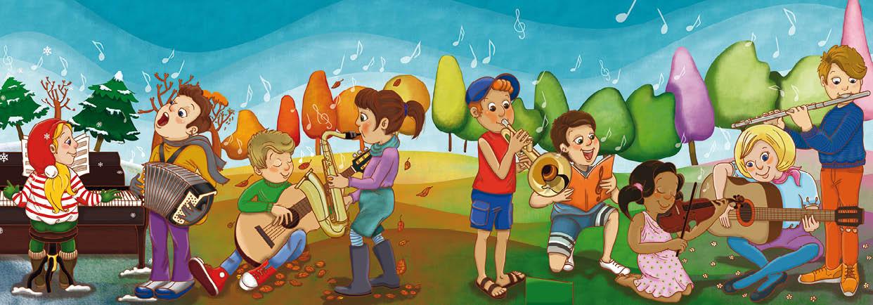 Lehrer für Musikalische Früherziehung gesucht